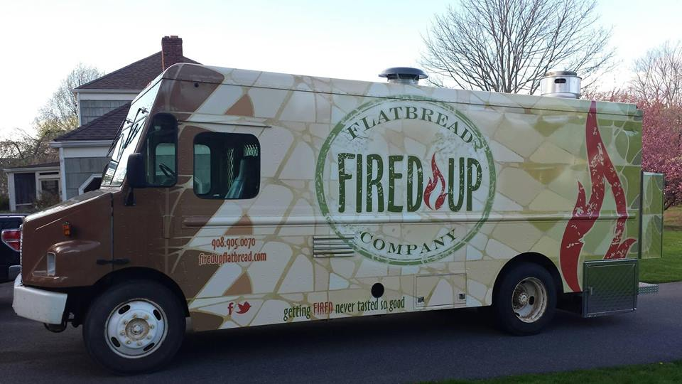 Food Truck Stories with Fired Up Flatbread