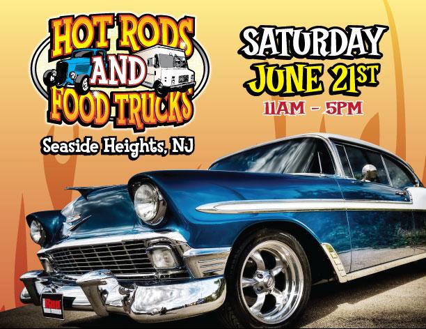 Hot Rods & Food Trucks