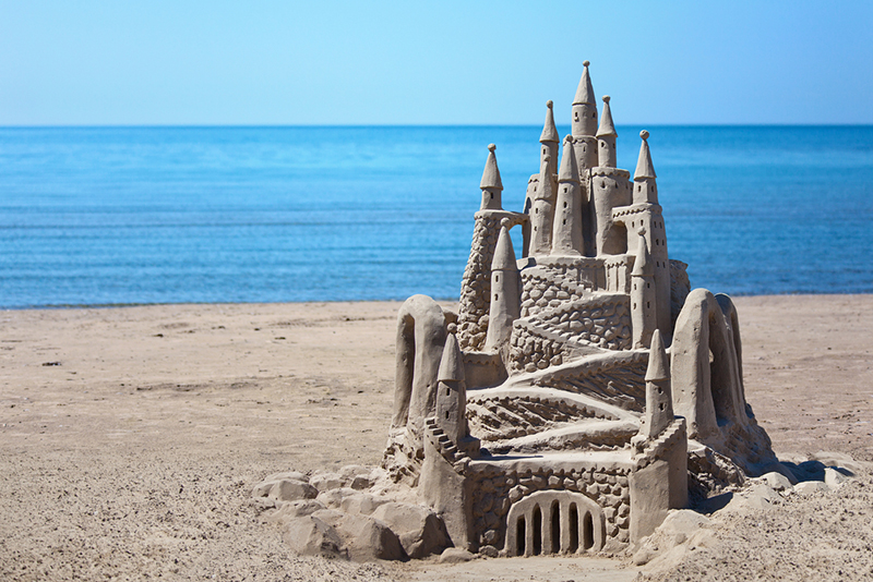Belmar Sandcastle Contest