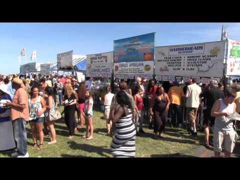 2014 Belmar Seafood Festival