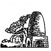 AllaireVillage blast furnace_Logo