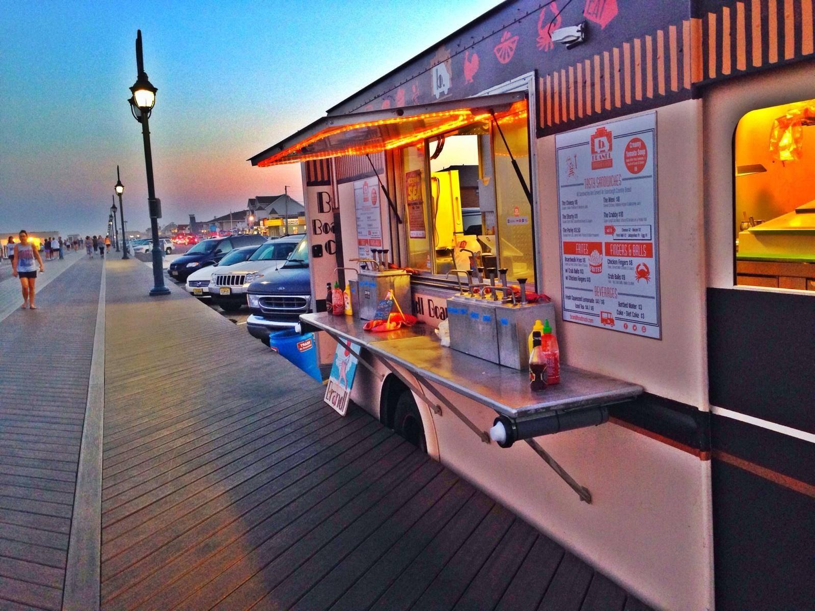 Food Truck Stories with Brandl Boardwalk Cuisine