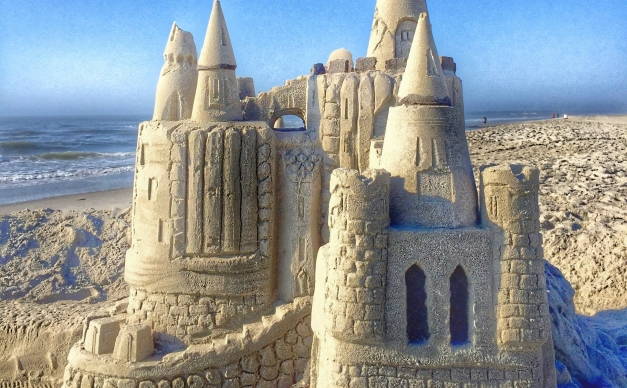 Castles in the Sand sq