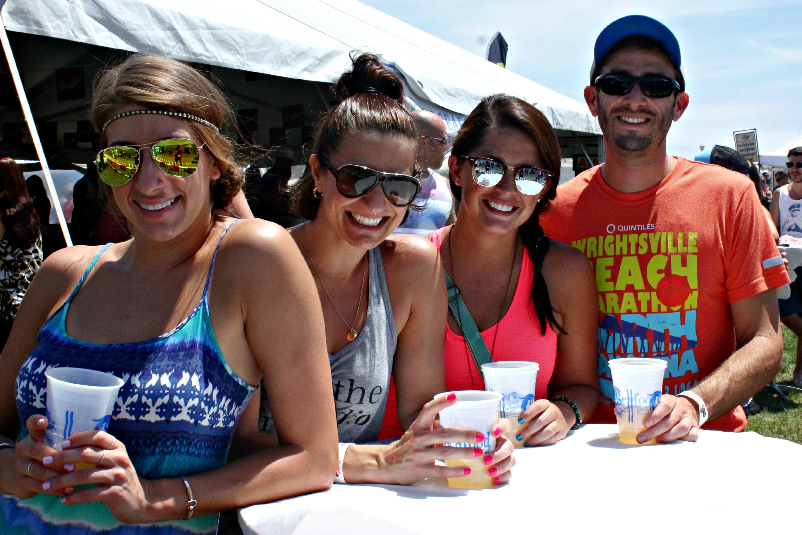 New Jersey Seafood Festival's final day attracts thousands to Belmar