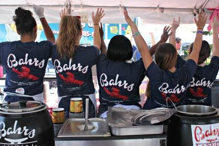 2014 Shore Chef Crab Cake Cook-Off Winners