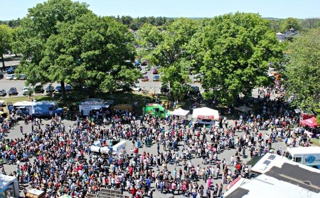jersey shore Food Truck Fest CROWD 5-23
