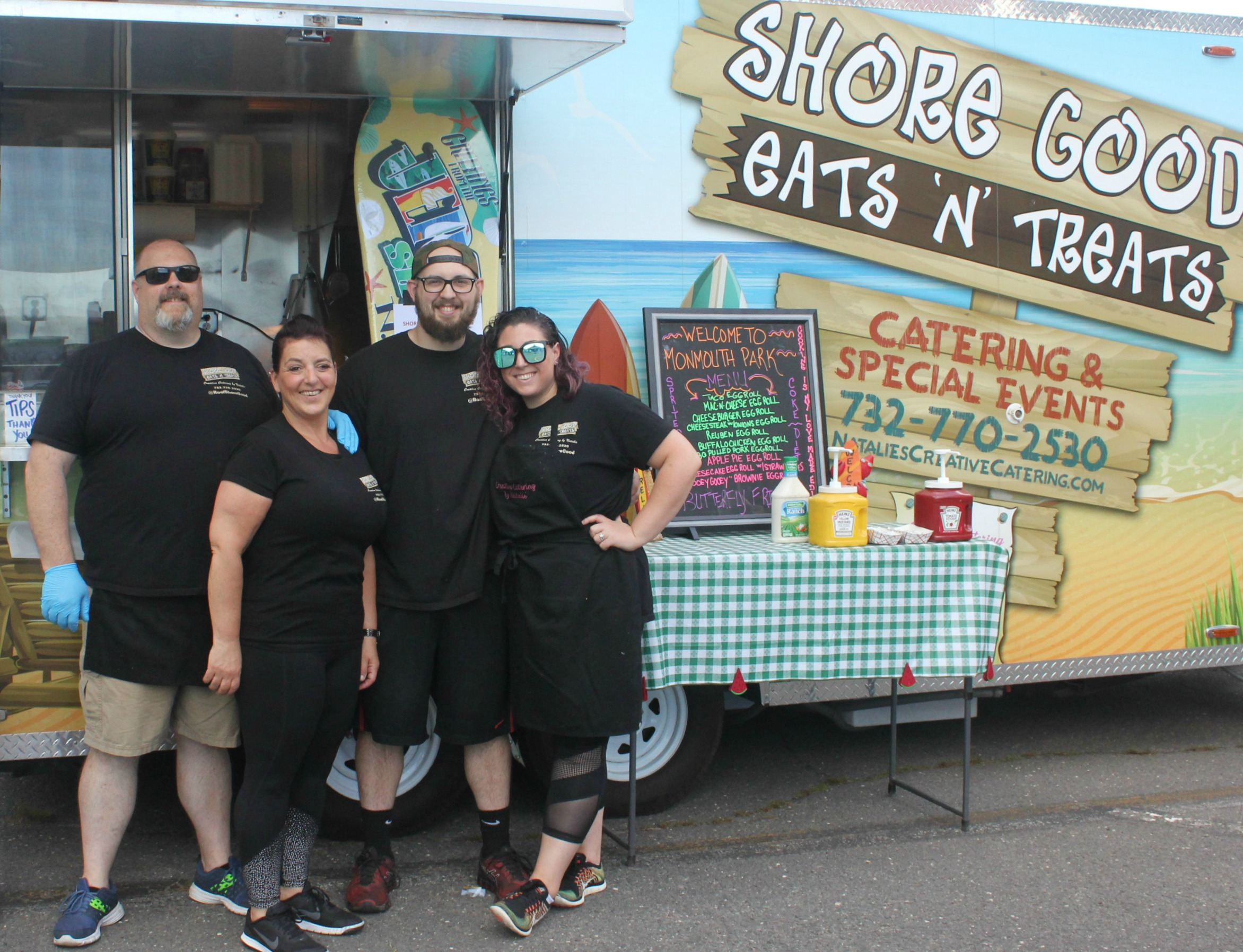 Food Truck Stories with Shore Good Eats N Treats