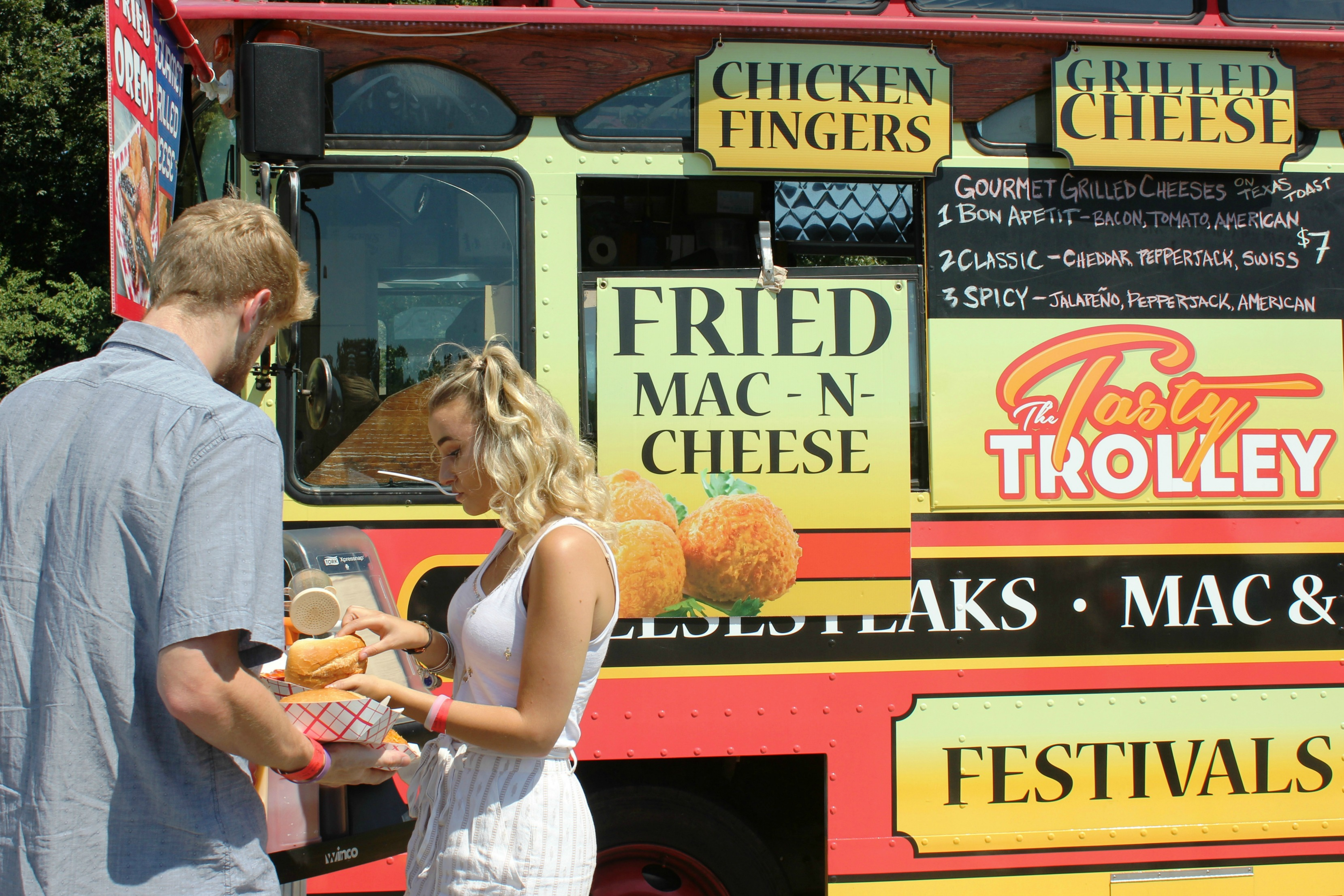 Food Truck Friday – On the Road with The Tasty Trolley