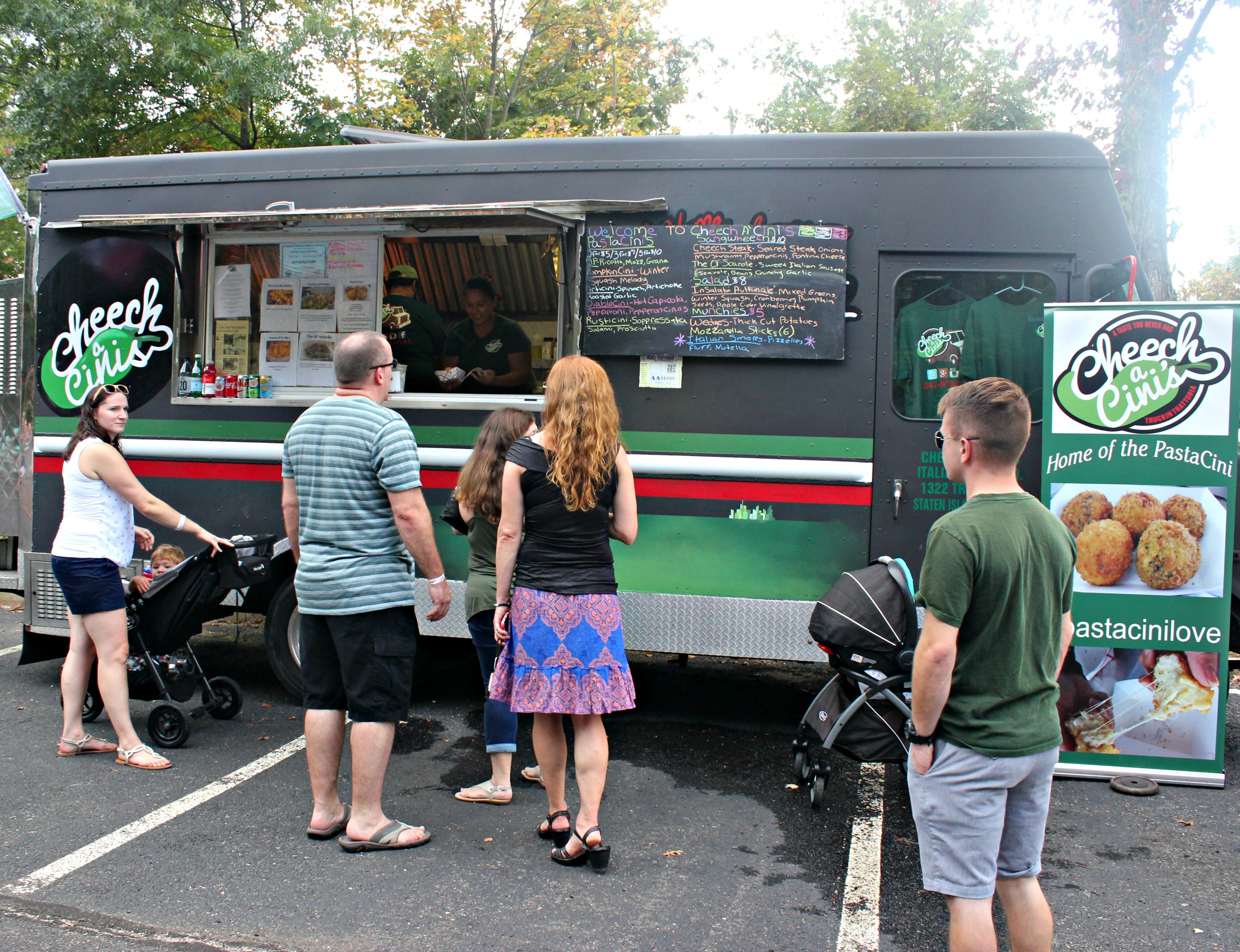 Food Truck Stories with Cheech A' Cini's